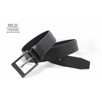 Fashion Basic Genuine Top Leather Men′s Belt Lky1199