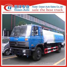 Dongfeng 12000liters nuevo camión de riego de agua para la venta