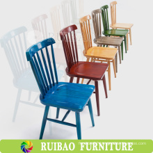 Hot Sale New Designs of Modern Antique French Furniture Wooden Cafeteria Dining Chair