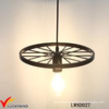Домашний декор Металл ручной работы Vintage Люстра потолочная лампа