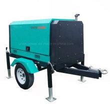 21kVA Waterproof Soundproof Mobile Diesel Generator Set for Promotion