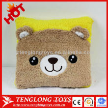 Hot Sale Welcomed Animal Bear Cushion Cover