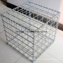 Коробка Gabion/Шестиугольное Плетение Провода/Корзина Gabion