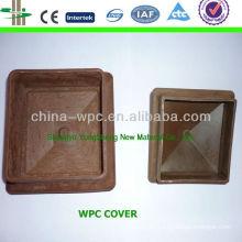 WPC Cover/Wpc Zaun Abdeckung/Wpc Pfosten Abdeckung
