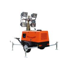SWT high quality 4HVL4000 metal halide light tower