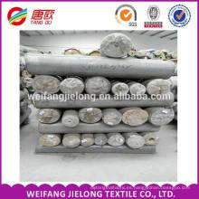 Tela tejida del algodón 100% para la venta al por mayor precios de la tela del dril de algodón chino de la fabricación En la tela del dril de algodón coloreada