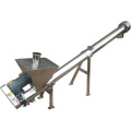 incline pellet feeder screw conveyor machine