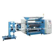 Machine automatique de coupe et de rembobinage contrôlée par automate automatique haute vitesse de 500 m / min (BTM-D1300)