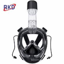 Máscara de snorkel de cara completa