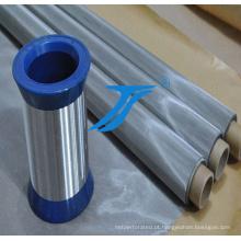Malha de filtro de aço inoxidável Hebei Anping