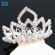 Gorgeous crystal bridal hair combs, metal hair combs, cheap hair combs