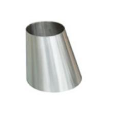 Réducteur excentrique de soudure à l'extrémité de l'acier inoxydable 3A-L32 en acier inoxydable