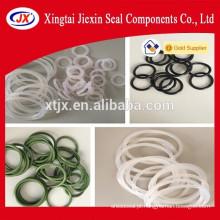 O-ring de silicone suave / O-ring de borracha pequeno