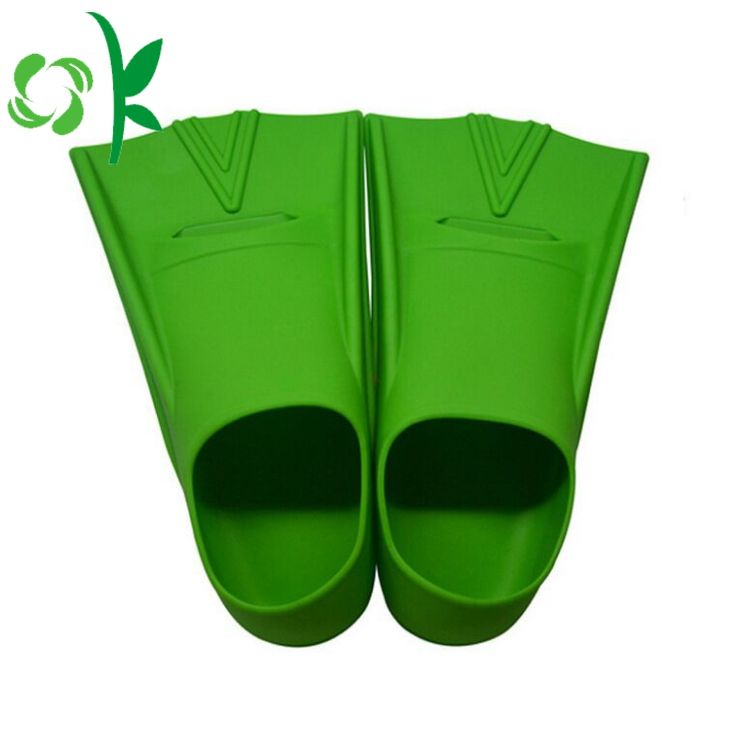 Silicone Diving Flippers