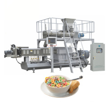 Breakfast Cereals Extruder Machine