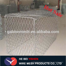 Best price gabion wire mesh box direct factory