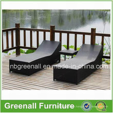 Wicker Aluminum Outdoor Rattan Beach Used Lounge Leisure Furniture