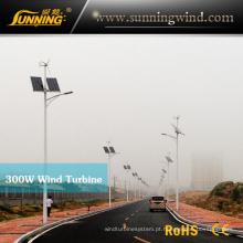 Vento Solar lâmpadas ao ar livre e do vento Solar rua luz ao ar livre