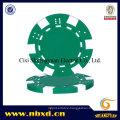 14G 2-Tone Clay Dice Design Poker Chip (SY-E02)