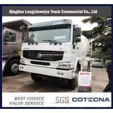 Camión mezclador concreto HOWO 16m3 / camión cisterna de mezcla