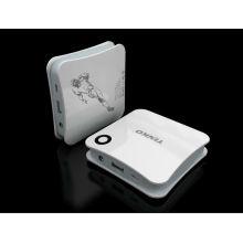Fabricant de Shenzhen nouveau design TINKO wireless mobile chargeur de banque pour les produits numériques