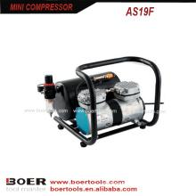 1/3HP Twin Cylinder Mini Air Compressor Portable Compressor