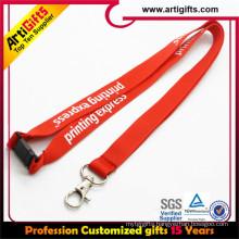 Customized souvenir aviation lanyards