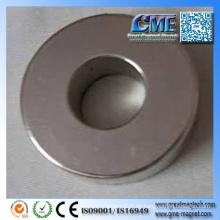 Hoher Neodym-Magnet-Pulver-Preis niedriger als Ring-Magneten Indien
