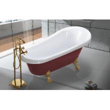 Badewanne Entspannungskörper Badezimmer