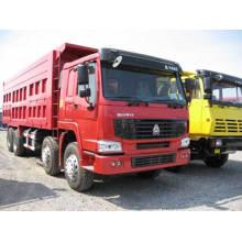 Precio bajo Dump Truck 4 Ejes Zz3317n3667