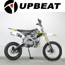 Upbeat Motorcycle Cheap 125cc Dirt Bike with Manual