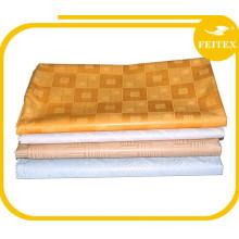nigeria high quality damask shadda bazin riche guinea brocade fabric for garment