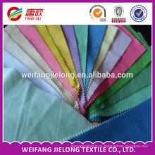 tela de algodón poliéster tc80 / 20 bolsillo tela tela de forro