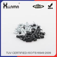 Schwarzem Epoxy weißen Zn Beschichtung Disc NdFeB Magnet N52 Neodym Scheibenmagnet