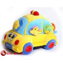 Plüsch Baby weichen Spielzeug Auto