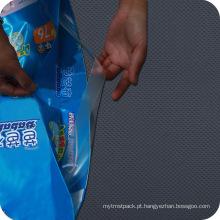 Saco de Embalagem de Higiene Pessoal Premium PE Impresso