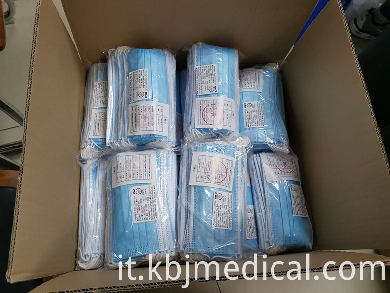 3000pcs disposable medical face masks