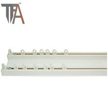 Cortina de hardware de la pista de óxido de rociar blanco de diapositivas (TF 1808)