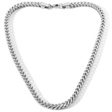 wholesale mens jewelry stainless steel silver necklace vners jewelry