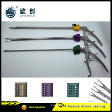 Surgical Laparoscopic ABS Plastic Polymer Ligation Clip Clamp Applier Applicator Hem-O-Lok