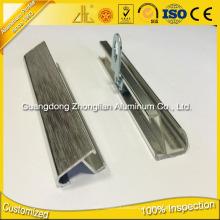 Foshan Fábrica de fornecimento de alumínio Extrusão Quadro para Imagem