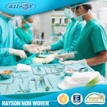 Großhandelspreis Vliesstoff Einweg Medizinische Patienten Kleid