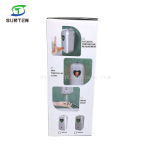 Thermometer Type Automatic Soap/Alcohol Dispenser with Automatic Temperature Measurement Function