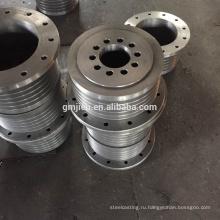 Литейное колесо из легированной стали для генераторной установки