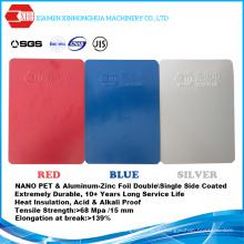 Алюминиевая гальванизированная теплоизоляция Антикоррозионная стальная катушка Гофрированный кровельный материал