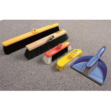 Cleaning Products Long Soft Bristle Broom Head Industrial