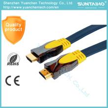 Cable de alta velocidad 1.4version 1080P 3D HDMI