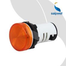 Горячая распродажа световой индикатор 22 мм новый китай оптовая цена оранжевый цвет многоцветный световой индикатор тревоги