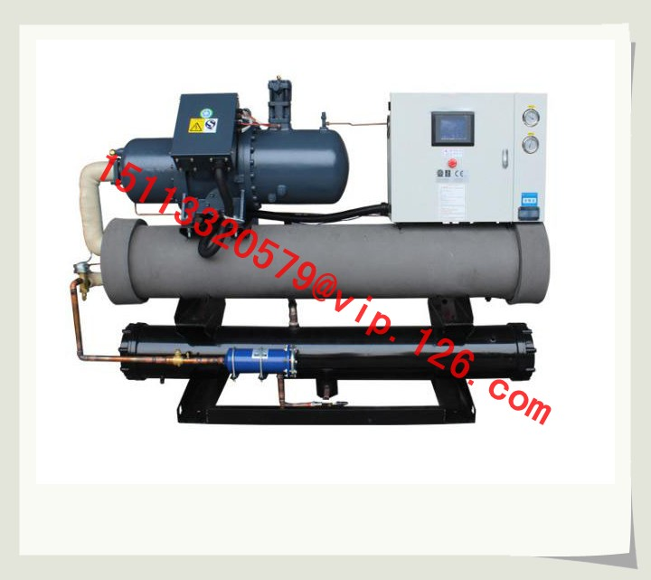 Single Screw Chiller Front View
