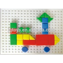 JINGQI Bloque de construcción magnético Flapper para niños